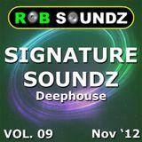 DJ Rob Soundz - deep house/ nudisco demo mix