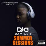 DJ Damiger's 90s HipHop/RnB Mix Vol. 2