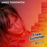 Aniko Tomowitch @ Moody Stage na Free Summer 2016