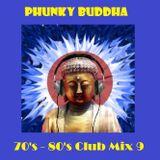 70's - 80's Club Mix 9