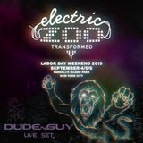DUDEnGUY Live @ Electric Zoo Transformed 2015