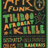 Tropical Timewarp presents: AFROFUNK SPECIAL at Badehaus Berlin - Bestmate? & Bela Patrutzi (Dj-Set)