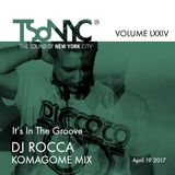 74 -TSoNYC -  DJ ROCCA - Komagome Mix
