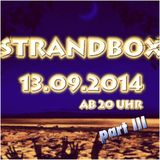 Live @ Strandbox - 13|09|14 (part III)