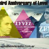 LYVEL @ Level Up Radioshow (In The Mix Radio 31.08.2013)