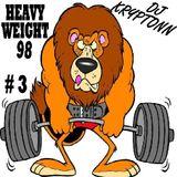 Heavyweight 98 Volume 3 - DJ Kryptonn