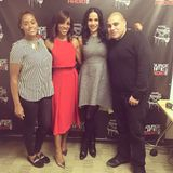The Radio Spotlight - Guest Crystal McCrary & Shaun Robinson ((3.7.17))