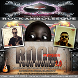 Rockanbolesque # 144 Rockanbolesque Your World 2.0 +Bonus Tracks