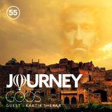 Journey - Episode 55 - Guestmix by Kartik Shekar