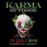 Bass D @ Karma Outdoor 2018