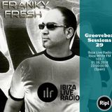 Groovebox Sessions 29 / Ibiza Live Radio/ 01.08.2018
