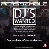 Reassemble Radio Liquid Mix 8.12.14