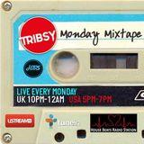 Tribsy's Monday Mixtape #016 - Live On House Beats Radio Station
