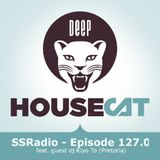 Deep House Cat Show - SSRadio Episode 127.0 - feat. guest DJ Kiyo To