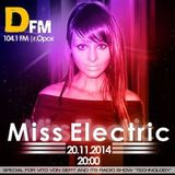 Vito Van Gert Presents Technology Podcast - Miss Electric