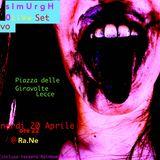 SIMURGH (ZERO) Live @Rainbow House Lecce 20042018