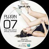 SPECIAL STUFF - Hector Moran @ Vertigo Club, Costa Rica Feb16th2013