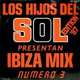 Los Hijos del Sol Ibiza Mix Numero Tres