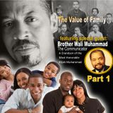 The Value of Family (Part 1)