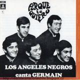 Los Ángeles negros: Porque te quiero + Y volveré. 264240 2. Emi Odeón Chilena. 2008. Chile