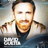 David Guetta – Live @ Ultra Music Festival, UMF Europe 2017