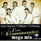 LOS CAMINANTES MEGA MIX AARON FIGUEROA EL DJMAZTER