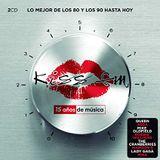 VA - Kiss FM 15 Aniversario (2017)