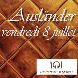 Auslander at l'Appartement : Franssu opening set