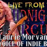 LIVE from the Midnight Circus Featuring Laurie Morvan