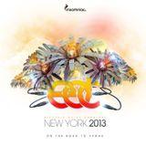 Afrojack - Electric Daisy Carnival NY - 18.05.2013