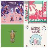 Rebel Up Nightshop #64: Susobrino, Satanique Samba Trio, Alefa Madagascar, Digital Kabar & more