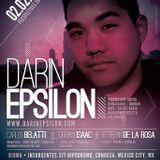 Darin Epsilon - Live at Rioma in Mexico City / friskyPodcast 173