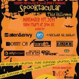 Greg Downey - Halloween Spooktacular Party 2014 on 1MIX Radio