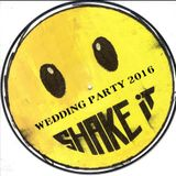 WEDDING PARTY 2016 - TIME TO SHAKE IT