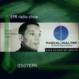 Electronic Player Rec. Radio Show (JJuly 5.. 2017) - Pascal Walter