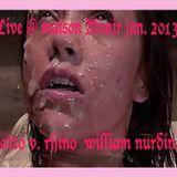 Otto v. Rhino + William Nurdin liveimpro @ Maison Mimir Strasbourg (F) Jan2013