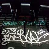Dj Swival September 2017 Live Mix PT2