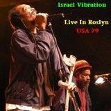 ISRAEL VIBRATION - LIVE IN ROSLYN NY, USA 1979