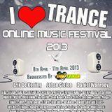 Verdastro - I Love Trance Music 2013