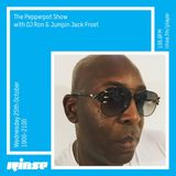 J J FROST & DJ RON ON RINSE F.M   ( PEPPERPOT SHOW ) REGGAE . RARE GROOVE . HIP HOP . RNB