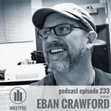MikeyPod 233 | Electronic Musician Eban Crawford AKA Senator Jaiz