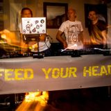 Feed Your Head with The Hutchinson Brothers - Sunday Love in (Sun 6th Oct)