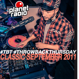 TBT Classic - DJ Jellin Planet Radio Black Beats - September 2011