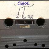 DJ Shoe - IT=U - Side IT