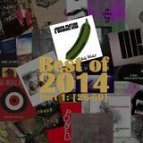 Μουσικές Ανασκοπήσεις #Β03: 09/01/2015  on radiobubble / Best of 2014 / Part 1: [26-50]