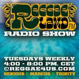 Reggaeland FM radio show @ reggae4us.com (09-Jul-2013 / P1)
