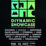 Solomun @ Diynamic Showcase Amsterdam Dance Event (ADE 2014) - 16.10.2014