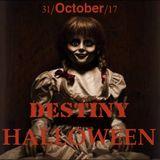 Destiny Halloween