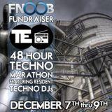 Tom Nihil @ Technothon 48 Hour Techno Marathon - FNOOB Techno Radio - 08.12.2013