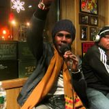 Chronixx  guest on Boom Shots , Radio Lily 9-17-2013